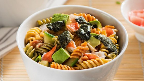 Photo of Catelli Bistro California Sushi Pasta Salad with Pickled Ginger Dressing by Catelli®