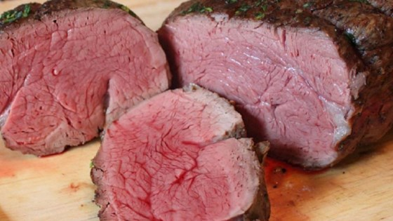 Roast Beef Tenderloin