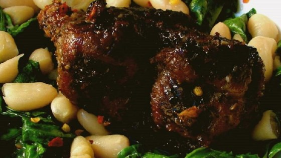 Photo of Chef John's Pork and Beans and Greens by Chef John