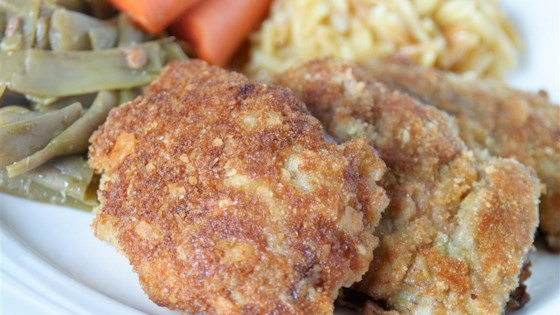 Photo of Venison Schnitzel by Clint Wigen