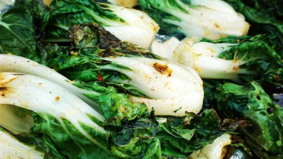 Photo of Grilled Bok Choy by NomNomDelicious