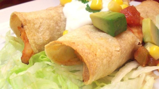 Photo of Chicken Flautas by Arlene Spurlock