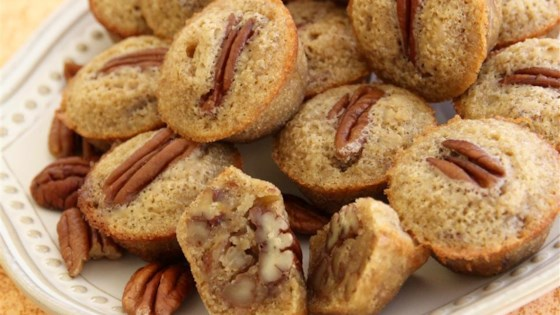 Photo of Mini Pecan Pie Muffins by Christie