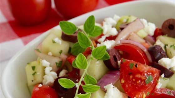 Photo of Good for You Greek Salad by Jen