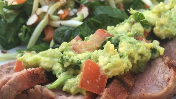 Photo of Flank Steak with Avocado Salsa by jensenly