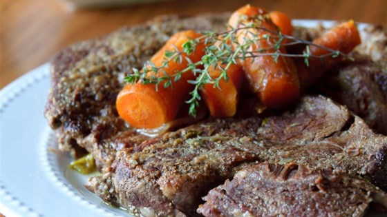 Photo of Easy Pressure Cooker Pot Roast by ccsoccerbmxmom