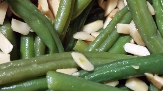 Photo of Green Bean Almondine by SonFlower