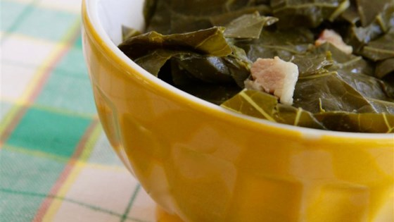 Photo of Easy Collard Greens by tammyhart