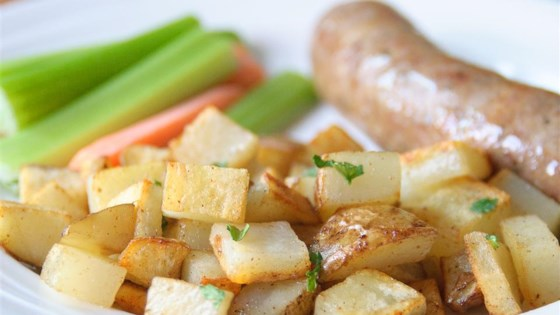 Photo of Country Style Fried Potatoes by sal
