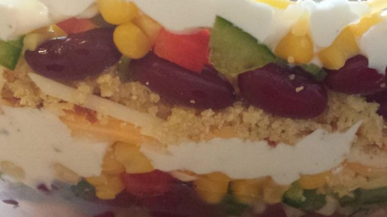 Photo of Cornbread Salad I by Rosemarie