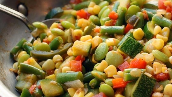 Photo of Chef John's Succotash by Chef John