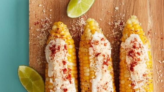 Elote Grilled Corn