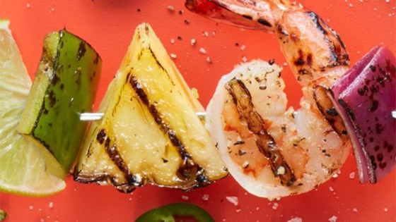 Photo of Coconut Shrimp Kabobs by Target Test Kitchen