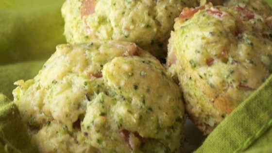 Photo of Broccoli Quiche Muffins by Cindy  Hrychuk