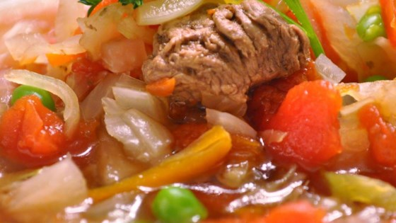 Photo of Venison Vegetable Soup by JAIMEE