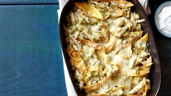 Photo of Traditional Chilaquiles by Brady Hamilton
