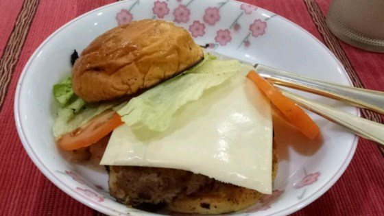 Photo of Chinese-Style Cheeseburgers by sal