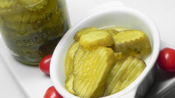 Photo of Candied Dill Pickles by crimsontide