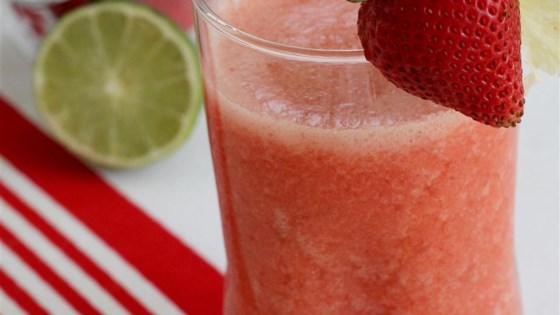 Photo of Strawberry Limeade by dancerathlete
