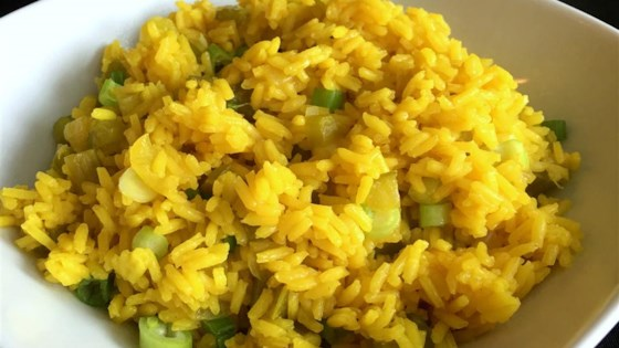 Photo of Rice Pilaf with Raisins and Veggies by rhapsody112