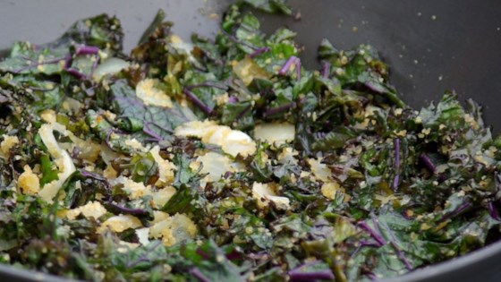 Photo of Stir Fried Kale by FISHLOVE