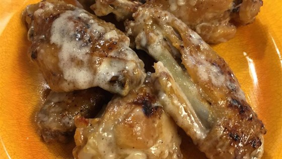 Photo of Alfredo Chicken Wings by Land O'Lakes