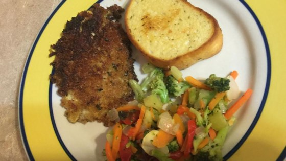 Photo of Pan-Fried Mustard Mayonnaise Tilapia by Darcey