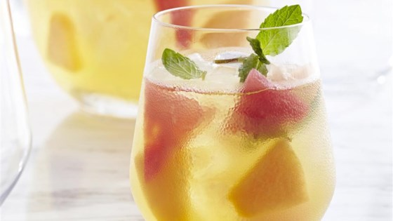 Sangria Melon Chiller