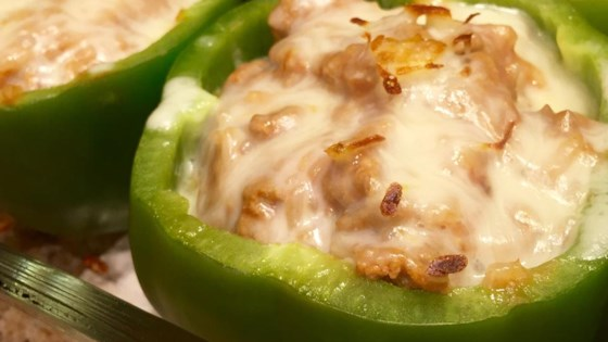 Photo of Stuffed Green Peppers by Ali Milligan