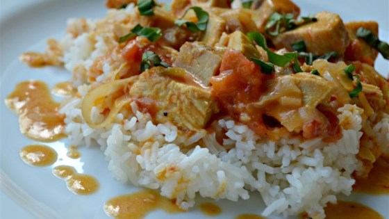Curried Coconut Chicken Recipe Allrecipes