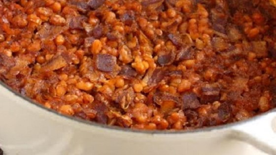 Chef John's Boston Baked Beans