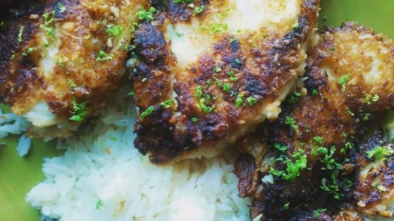 Photo of Coconut Lime Chicken Pieces by CoachJen