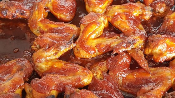 Photo of Becki's Oven Barbecue Chicken by ABBIECROMER