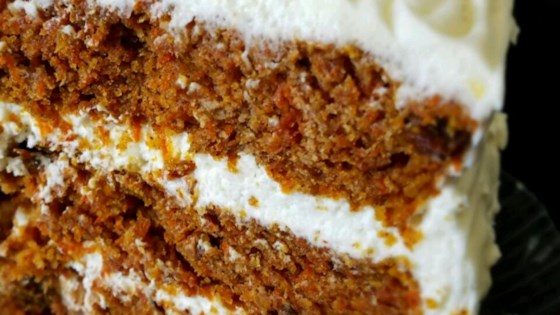 Carrot Cake Recipe For