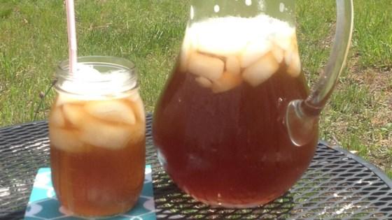 Photo of Cool Rhubarb Iced Tea by Stephanie Hock