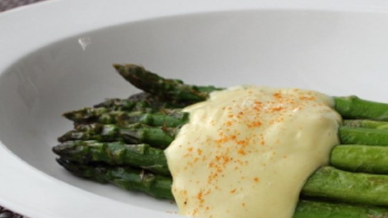 Chef John's Easy One-Bowl Hollandaise Sauce Recipe
