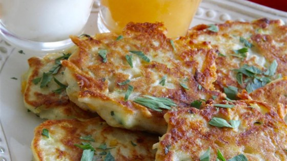 Photo of Irish Zucchini and Potato Pancakes by TKCaterer
