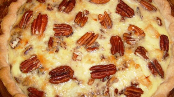 Photo of Chicken Pecan Quiche by SHANNONLIA