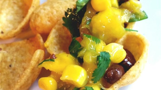 Photo of Mango, Corn, and Black Bean Salsa by GMW