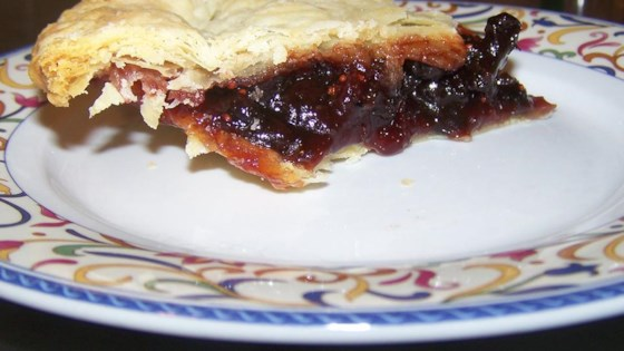 Photo of Mock Cherry Pie by Stephanie