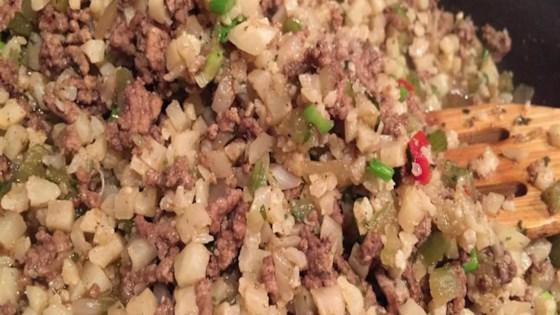 "Photo of Cat's Cajun Dirty Cauliflower ""Rice"" by purplngldkitty"