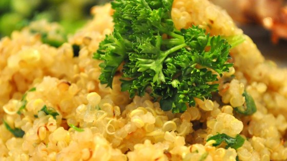 Photo of Quinoa Side Dish by sal