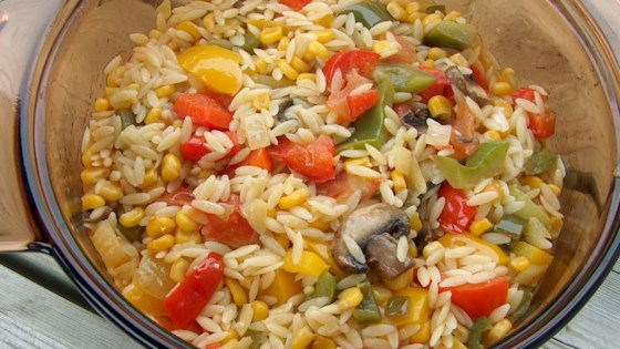 Photo of Orzo Delicioso by MOLLE888