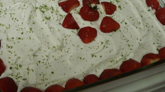 Photo of Strawberry Margarita Cake by Jeremy Ward