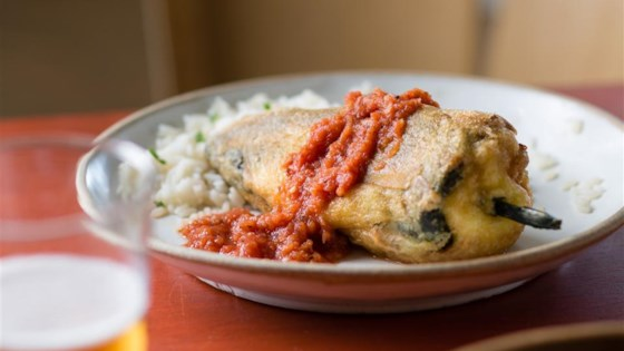 Photo of Chiles Rellenos (Stuffed Peppers) by ADRIANSALAS