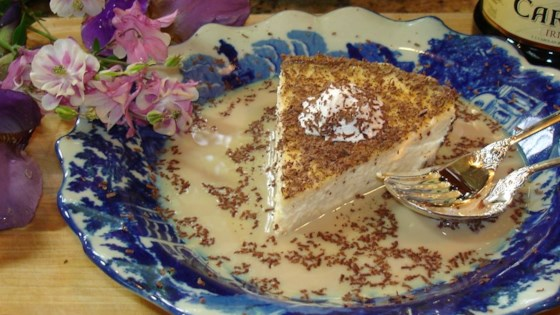 Photo of Irish Cream Cheesecake by v monte