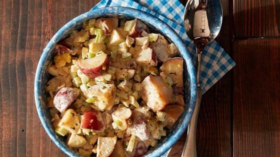 Grilled Potato Salad from Reynolds Kitchens