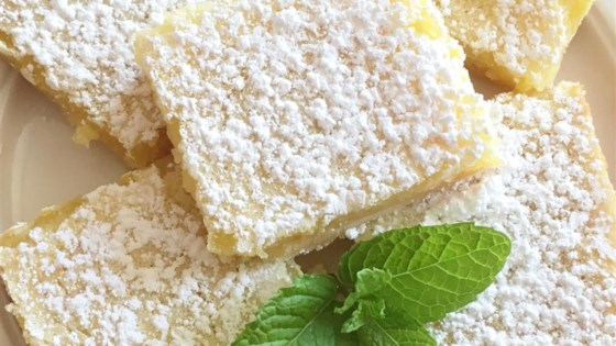 Ultimate Lemon Bars Recipe
