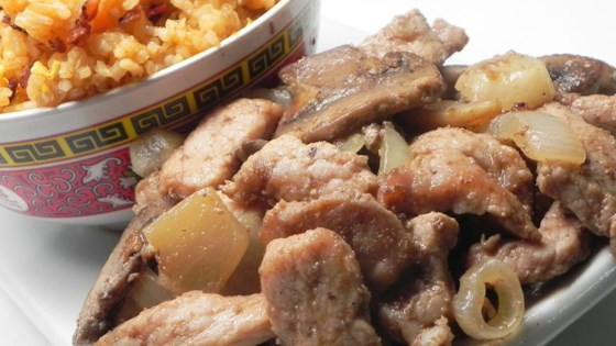 Stir-Fried Japanese Ginger Pork