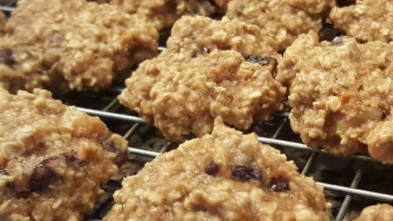 Photo of Healthier Chewy Chocolate Chip Oatmeal Cookies by MakeItHealthy